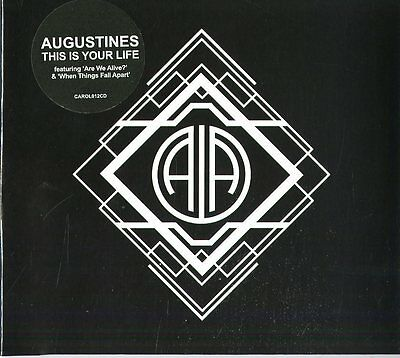 Augustines - This Is Your Life  Cd  Nuovo Sigillato