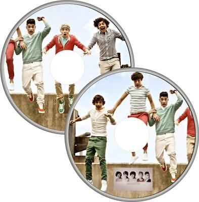 WHEELCHAIR SPOKE GUARD SKINS One Direction 1D Mobility Accessories tyres covers