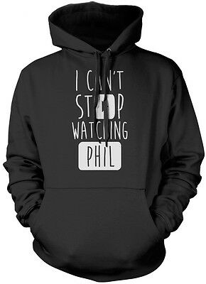 I Can't Stop Watching Phil - Vlogger Star Youtubers Kids & Teens Hoodie