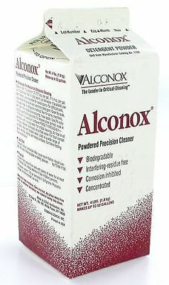 Alconox Ultrasonic Cleaner -  4lb Box of Powder