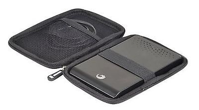 Duronic HDC2 Small Black EVA Case for External Portable Hard Drive - Suitable...