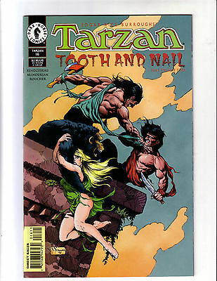 Tarzan #16 High Grade (Vf/nm) Dark Horse