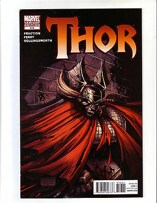 Thor #616 Variant Cover (Vf+) Marvel