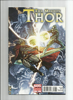 Thor #22 Variant Cover (Vf+) Marvel
