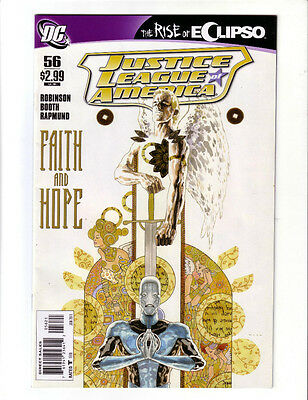 Justice League Of America #56 Variant High Grade