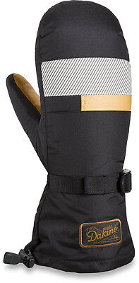 Dakine Mitts - Nova Snowboard and Ski Mens Gauntlet Union - DWR Leather Palm