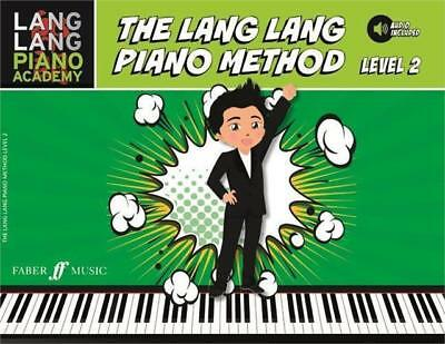 Lang Lang Piano Method, Level 2, Sheet Music Tutor Book, Learn How To Play Piano