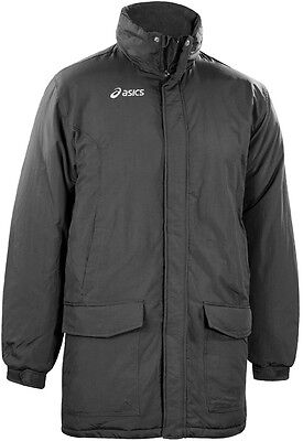 Asics New Alpi Mens Jacket - Black