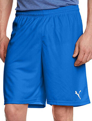 Puma BTS Mens Training Shorts - Blue