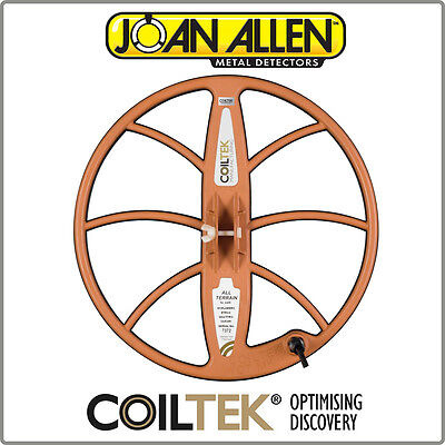 "New Coiltek 15"" FBS TreasureSeeker Coil Complete With Coil Cover"