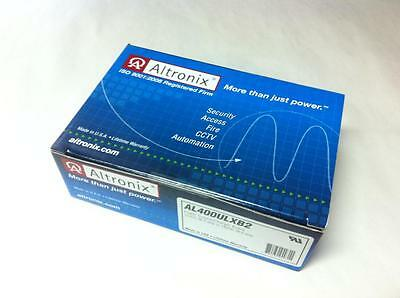 New Sealed Altronix Al400Ulxb2 Power Supply / Charger - 120V Ac Input Voltage