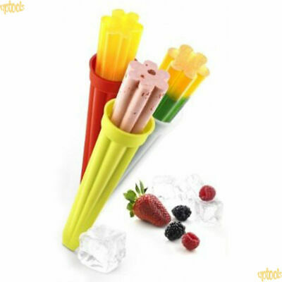 Silikomart Callippo Ice Pop Lolly Moulds - Set Of 3 Silicone Lolly Maker