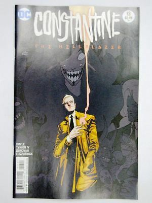 DC Comics: CONSTANTINE: THE HELLBLAZER #13 AUGUST 2016 # 12C38