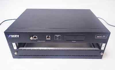 Mrv Nc316-72Pmc4Xr Media Cross Connect Server Chassis