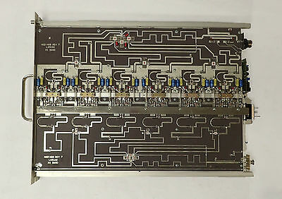 LARCAN 1.5KW HI BAND AMPLIFIER 40D1468 RF & PWR CONNECTORS INCLUDED 174 - 230MHz