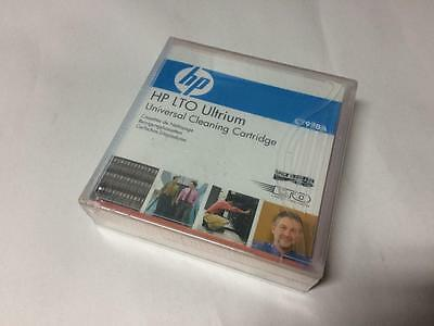 New Sealed Hp Ultrium C7978A Universal Cleaning Cartridge