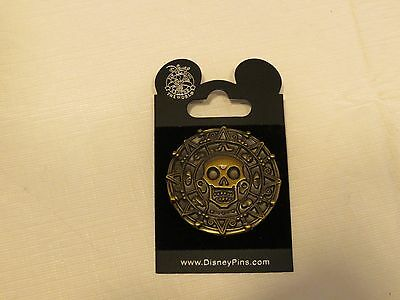 Disney Pin Coin Pirates of the Caribbean Dead Man's Chest: Pirate NEW NOS RARE