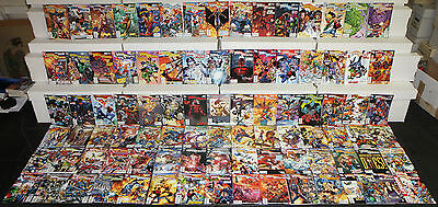 Modern DC TEEN TITANS VOL. 3 91pc High Grade Comic Lot Superboy Superman Robin