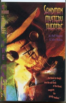 Sandman Mystery Theatre 1993 series # 6 near mint comic book