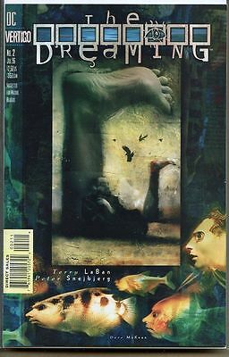 Sandman The Dreaming 1996 series # 2 near mint comic book