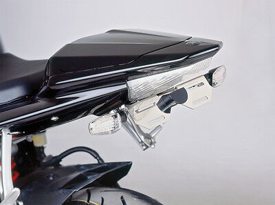 Puig Fender Eliminator Kit Blk Triumph Street Triple '08-12