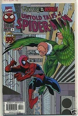 Untold Tales of Spider-man 1995 series # 20 near mint comic book