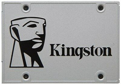 "Kingston SSDNow UV400 240GB 2.5"" SSD[SUV400S37/240G]"