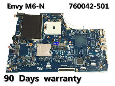 HP ENVY TouchSmart M6 M6-N010DX Laptop Notebook AMD Motherboard 760042-501