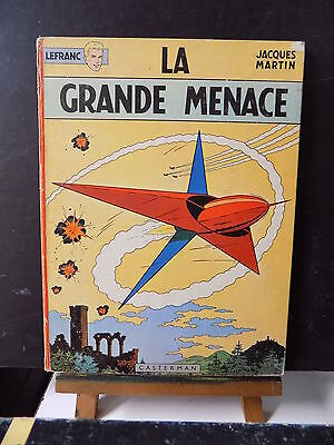 LEFRANC : la grande menace    (H11)