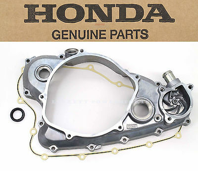 Honda Right Crankcase Clutch Water Pump Cover Gasket Seal 13-16 CRF450 R #M55