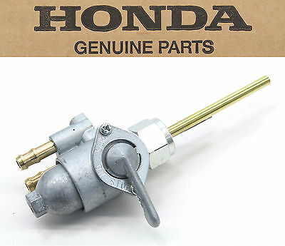 New Fuel Petcock Genuine Honda OEM CL175 CB350 CL350 CB360 CL360 CB450 CL450#P53