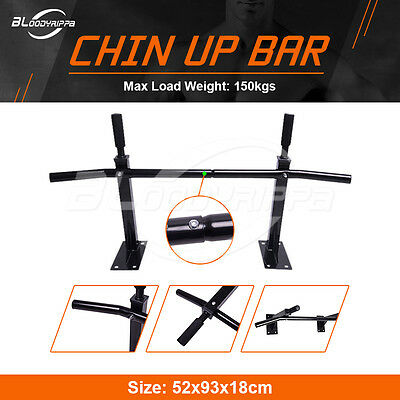 Wall Mounted Stregth Training Chin Up Pull Up Bar Boxing stand for door