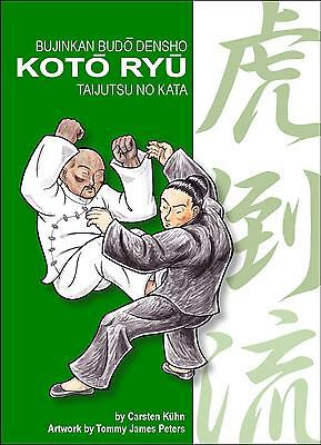 Koto Ryu - Training Manual - Bujinkan - Ninja - Ninjutsu - Tenchijin