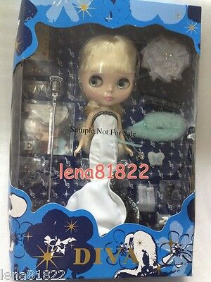 12 inches Neo Blythe 5th Anniversary DARLING DIVA+outfits As shown Ship as shown