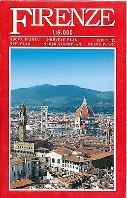 Map of Florence - Firenze Italy, by LACarto (Italy) LAC