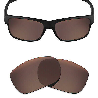 beeec9ff621 Mryok Polarized Replacement Lenses for-Oakley TwoFace Sunglasses Bronze  Brown