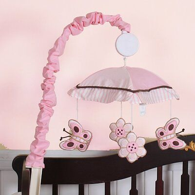 Geenny CF-2032-M Butterfly Music Mobile