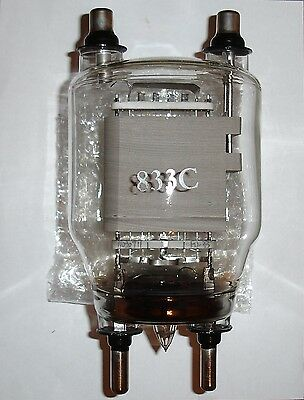 833C vacuum tubes 1 pc. warranty best quality available