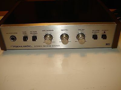 Realistic Stereo Reverb System - 42-2108