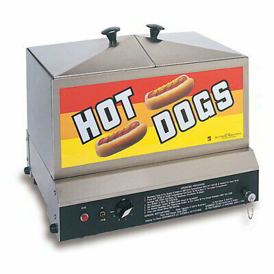 Gold Medal #8007 Steamin Demon Hot Dog & Bun Steamer