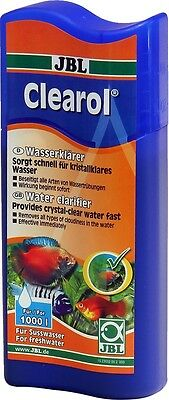 JBL Clearol - Water Clarifier - 250ml @ BARGAIN PRICE!!!