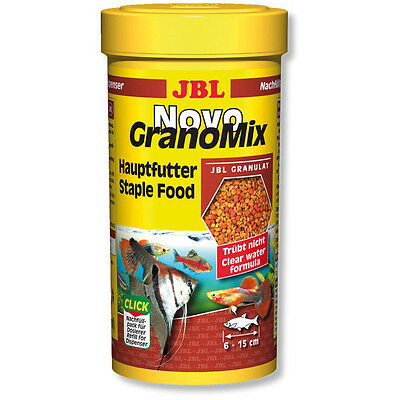 JBL NovoGranomix (Novo Grano Mix) - Granulate Food Mixture - 250ml @ BARGAIN PRI