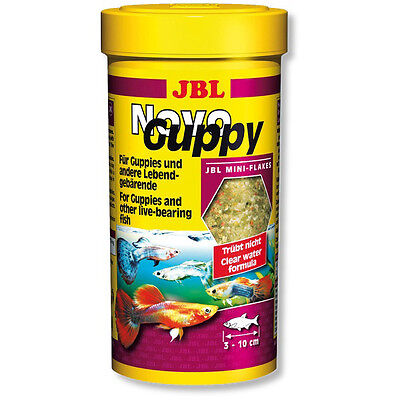 JBL NovoGuppy (Novo Guppy) - Guppy & Live bearer Food 250ml @ BARGAIN PRICE!!!