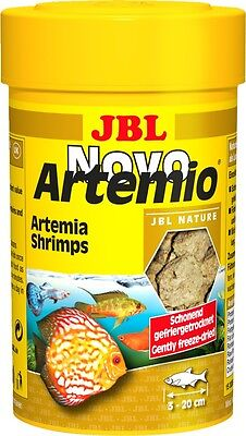 JBL NovoArtemio (Novo Artemio) Brine Shrimp Fish Food 100ml @ BARGAIN PRICE!!!