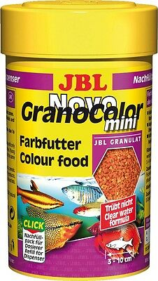 JBL NovoGranoColor (Novo Grano Color) Mini - Fish Food - 100ml @ BARGAIN PRICE!!