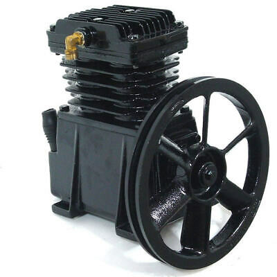 Schulz Air Compressor Pump - Msl-10Max - Cast Iron