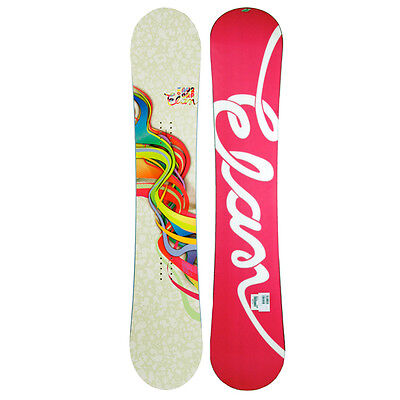 Elan Aurora Womens Snowboard New 2013 Camber All-Mountain Board