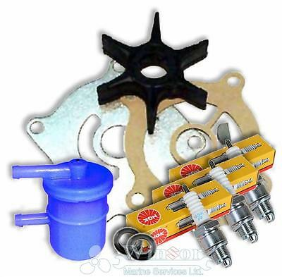 Suzuki Outboard Engine Service Kit - Df50A  Four-Stroke Models
