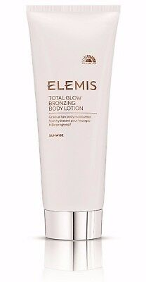 Elemis Total Glow Bronzing Body Lotion 200ml -  BN & Sealed   **Quick Dispatch**