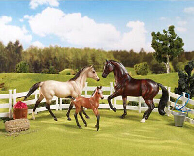 Breyer Classics Collection #61061 Sport Horse Family! -New-Factory Sealed